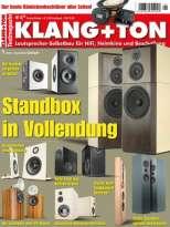 Klang + Ton Zeitschrift 2018 Ausgabe 1