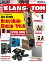 Klang + Ton Zeitschrift 2019 Ausgabe 6