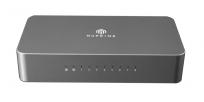 Nuprime Omnia SW-8, audiophiler 8 port GBit Netzwerk-Switch