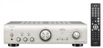 Denon PMA 800 NE Vollverstärker mit DAC und MM/MC Phono Eingang silber