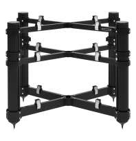 Solid Tech Rack of Silence 3 Reference alu/ black