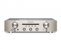Marantz PM 6006 Integrated Amplifier with Phono and DA-Converter silver-gold
