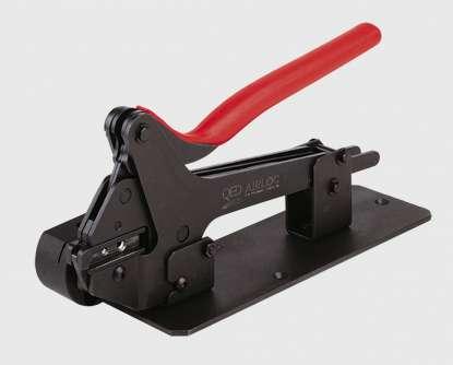 QED Airlock Presswerkzeug