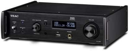 Teac NT-503 USB-DA-Wandler/Netzwerk-Player schwarz