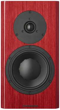 Dynaudio Special Forty Shelf-Speaker highgloss red birch