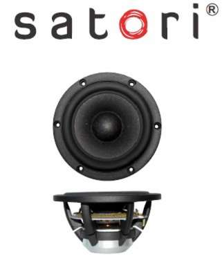 SB Acoustics Satori MR13P-4 Mitteltöner