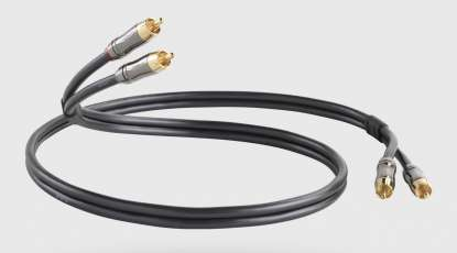 QED Performance Audio Graphit Cinch-Kabel