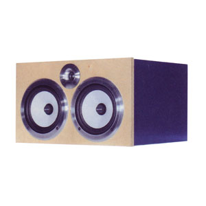 Mivoc Capella  Center - Speaker KIT without Cabinet standard