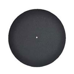 Rega Plattenteller Ledermatte 296 MM