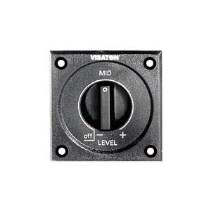 Visaton LC 57 Level Control 15 Watt, Black