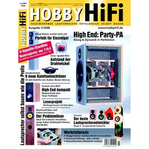 Hobby Hifi 2008 ISSUE 03-2008