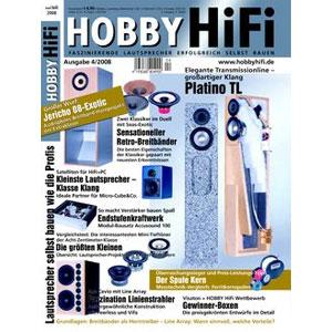 Hobby Hifi 2008 ISSUE 04-2008
