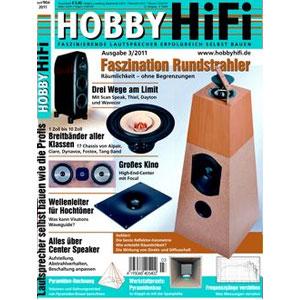 Hobby Hifi 2011 AUSGABE 03/2011