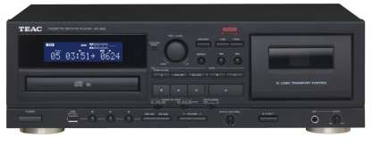 Teac AD-850 B Kassettendeck / CD-Player