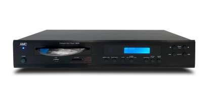 AMC XC-Di Signature Edition CD-Spieler mit Slot-In Laufwerk, USB und SD