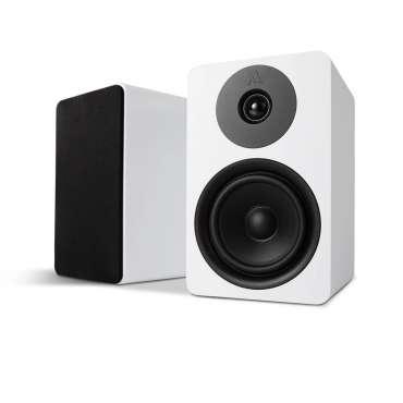 Argon Audio Alto 5 MK2 Regal-Lautsprecher weiss