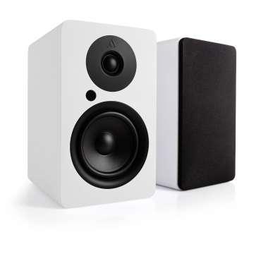 Argon Audio Alto A 5 Aktive Bookshelf-Speaker with Bluetooth white