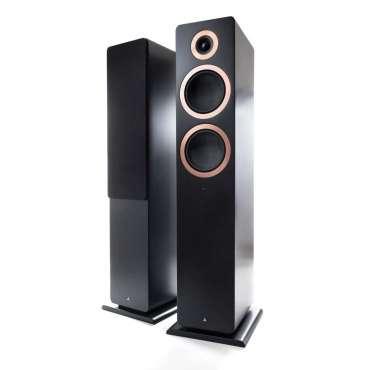Argon Audio Forte A 55 Aktiv Stand-Lautsprecher mit Bluetooth Paar