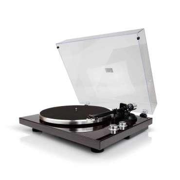 Argon Audio TT Turntable incl. Phono Stage and Audio-Technica AT3600L Catridge mahagany