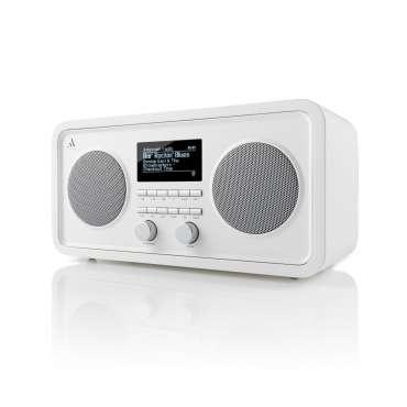 Argon Audio Radio 3i DAB+, Bluetooth und Internet Radio weiss