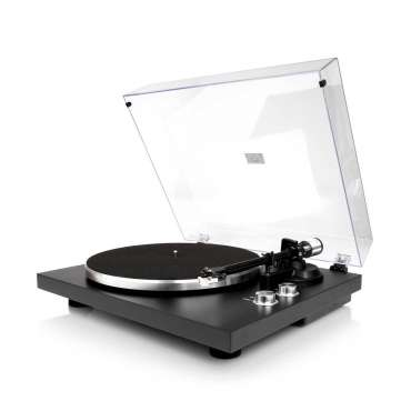 Argon Audio TT Plattenspieler incl. Phono Vorstufe und Audio-Technica AT3600L Tonabnehmer schwarz