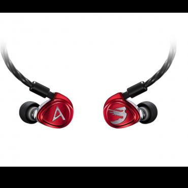 Astell & Kern Diana In-Ear Kophfhörer rot