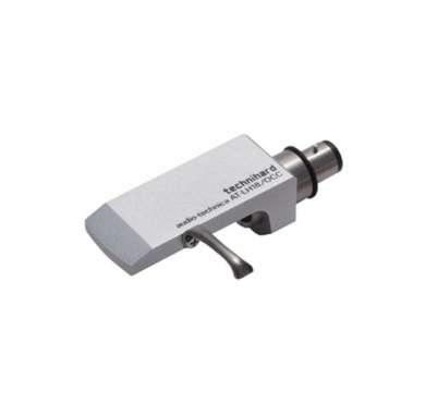 Audio Technica AT LH18/OCC Technihard Headshell, silber
