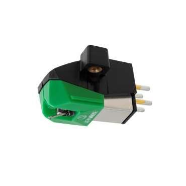 Audio Technica AT VM95E MM Tonabnehmer mit elyptischer Abtastnadel