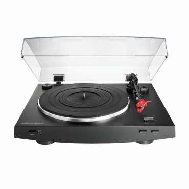 Audio Technica AT LP3 Plattenspieler mit MM-System und Phono-Vorverstärker
