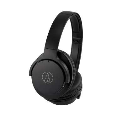 Audio Technica ATH ANC500BT Wireless Noise-Cancelling Headphones