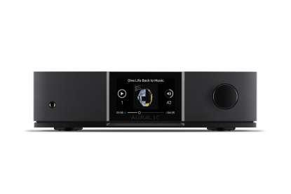 Auralic Altair G 2.1 Streaming DAC und Vorstufe, schwarz