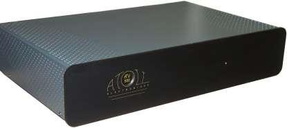 Atoll AV 500 5-Kanal-Endverstärker schwarz