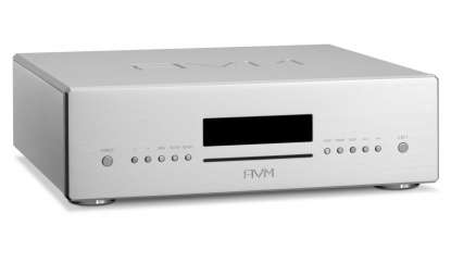 AVM Ovation CD 6.2 CD-Player silber