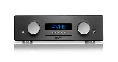 AVM Ovation CS 6.2 Streaming CD Receiver schwarz