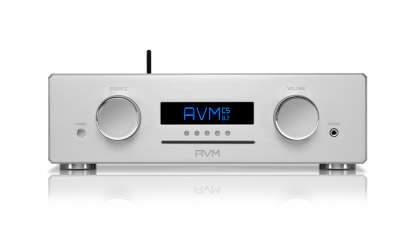 AVM Ovation CS 8.2 Streaming CD Receiver silber