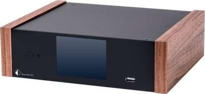 Pro-Ject Stream Box DS2 T black - Walnut