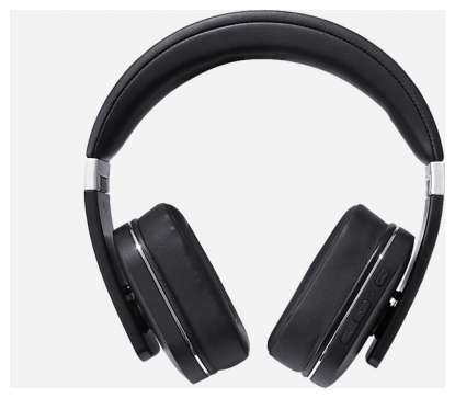 Block Blue:Two, Bluetooth-Headphone (Demomodel)