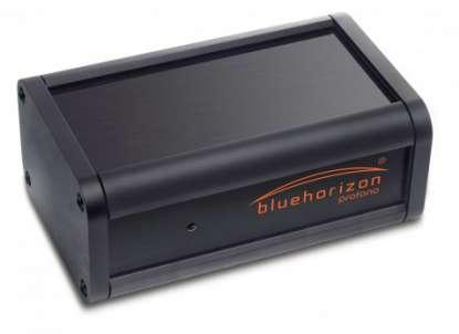 Bluehorizon Pro Fono Phono Vorverstärker schwarz