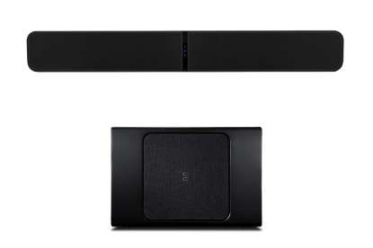 Bluesound Set Soundbare+ and Pulse Sub+ Subwoofer