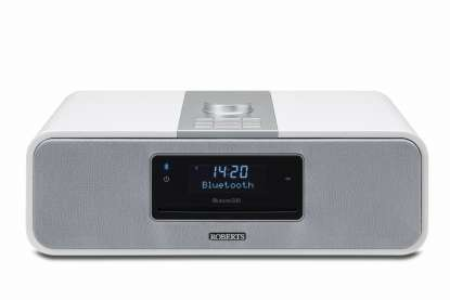 Roberts Blutune 200 UKW/DAB+ Stereo Soundsystem weiss