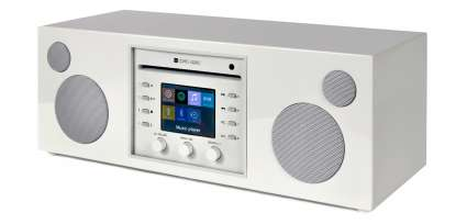 Como Audio Musica CD-Player, DAB+, with Bluetooth, WiFi, Spotify and Remote