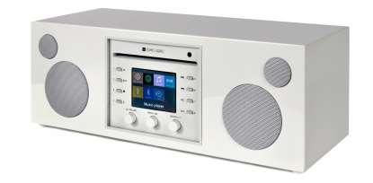 Como Audio Musica CD-Player, DAB+ mit Bluetooth, WiFi, Spotify und FB