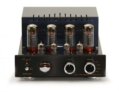 Cayin MA-80 Plus Selection tube integrated amplifier EL 34