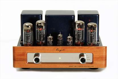 Cayin MT-34L tube integrated amplifier