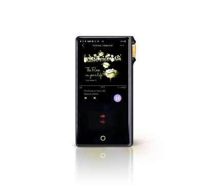 Cayin N3 PRO Hi Res Digital Audio Player mit Röhrenausgangsstufe