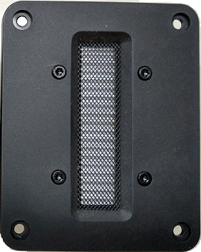 Expolinear RT-8 Pro Ribbon Tweeter black