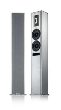 Piega Coax 30.2 Stand-Lautsprecher High End, lackiert weiss (Demomodel)