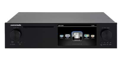 Cocktail Audio X50D High-End Musicserver black 2x 8 TB 3.5 Zoll HDD