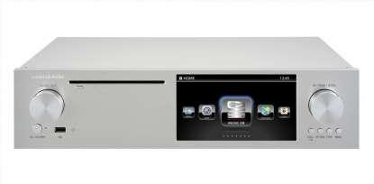 Cocktail Audio X50D High-End Musikserver silber 2x 2 TB 3.5 Zoll HDD