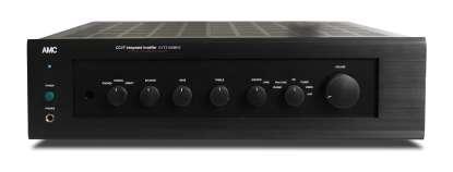 AMC CVT 3100 Signature Edition Röhren Stereo Vollverstärker, 2x80W RMS mit Phono MM/MC